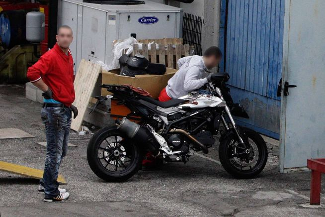 ducati hypermotard now water-cooled? – malaysian riders