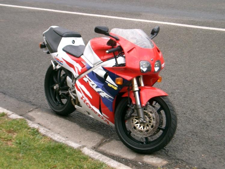 Honda RVF400