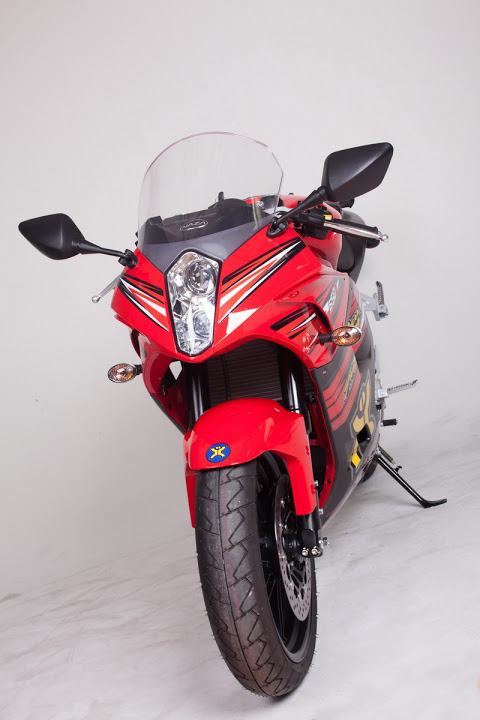 Naza Blade 650R Two Brothers Racing Edition