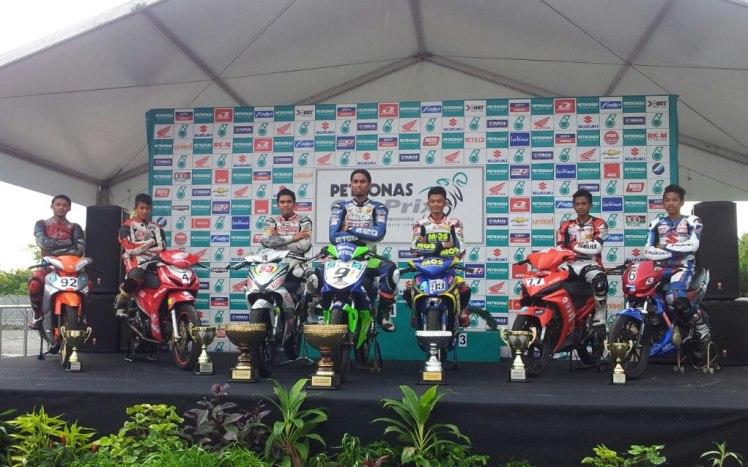 image credited to Petronas Cubprix