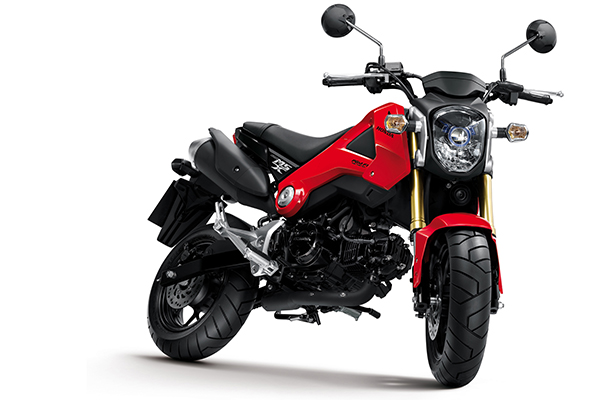 With Everything Seems To Be Quieter In The First Month On 2013 Japanese Motorcycle Manufacturer Honda Just Released Its World Debut Of A Small Bike