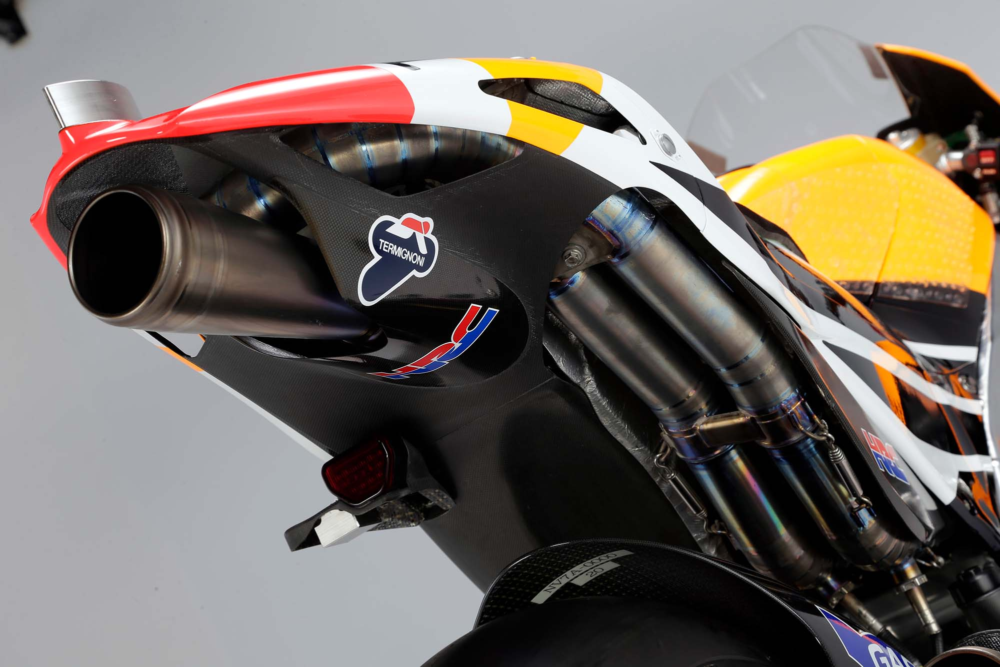 Honda Revealed 2013 MotoGP Machine – Malaysian Riders
