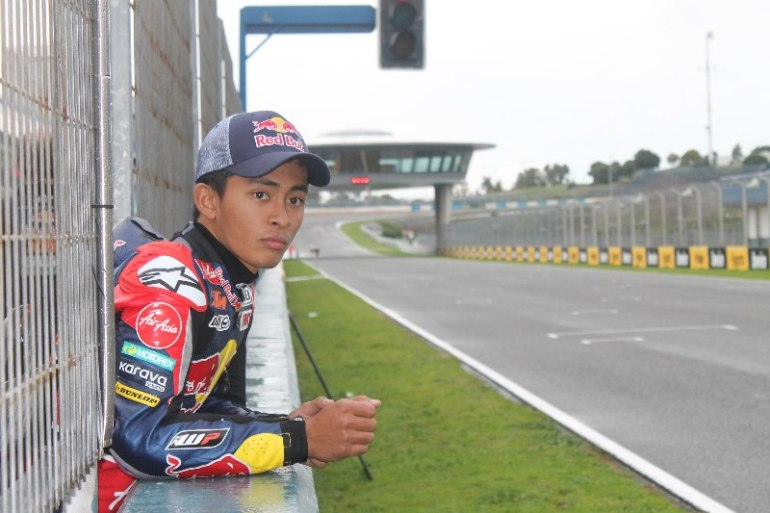 All photos are credited to Zulfahmi Official FB Page