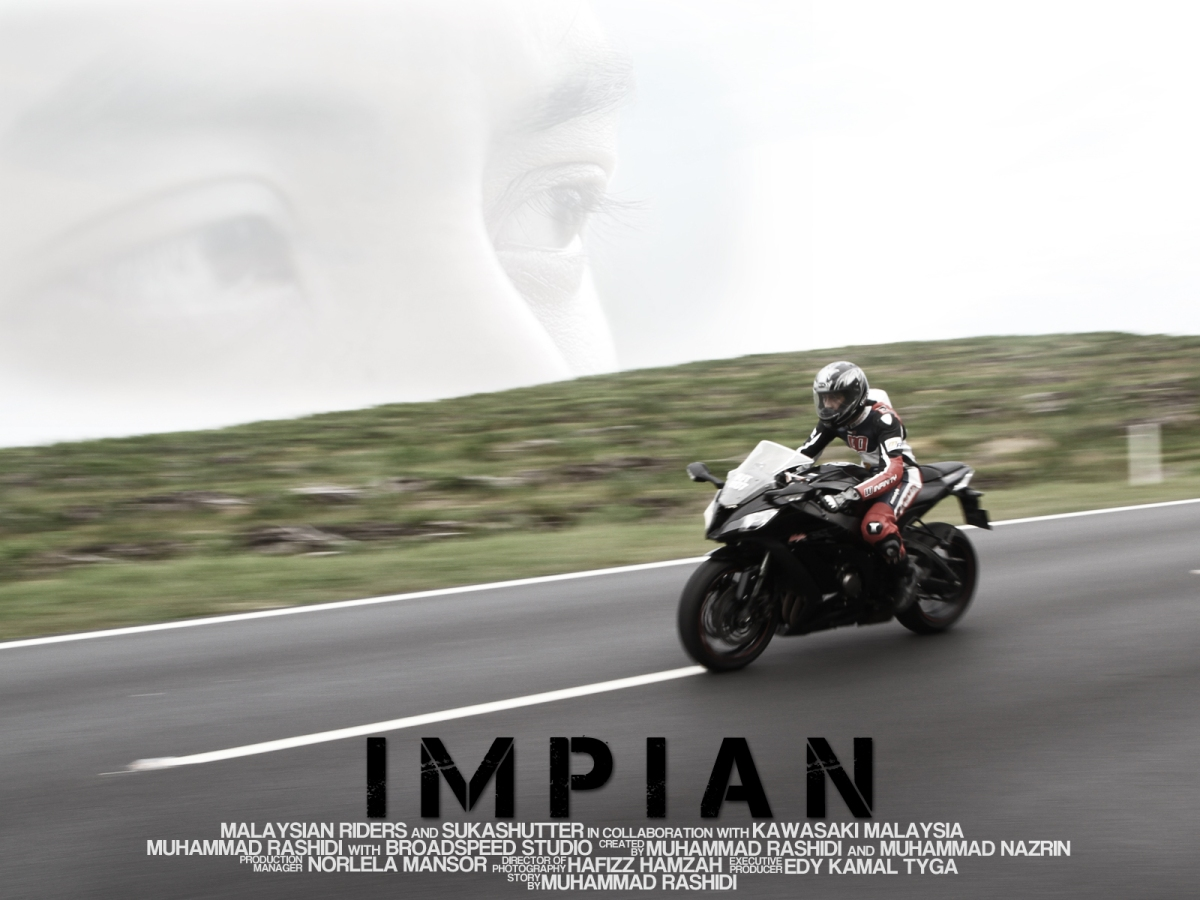 Impian Official Poster