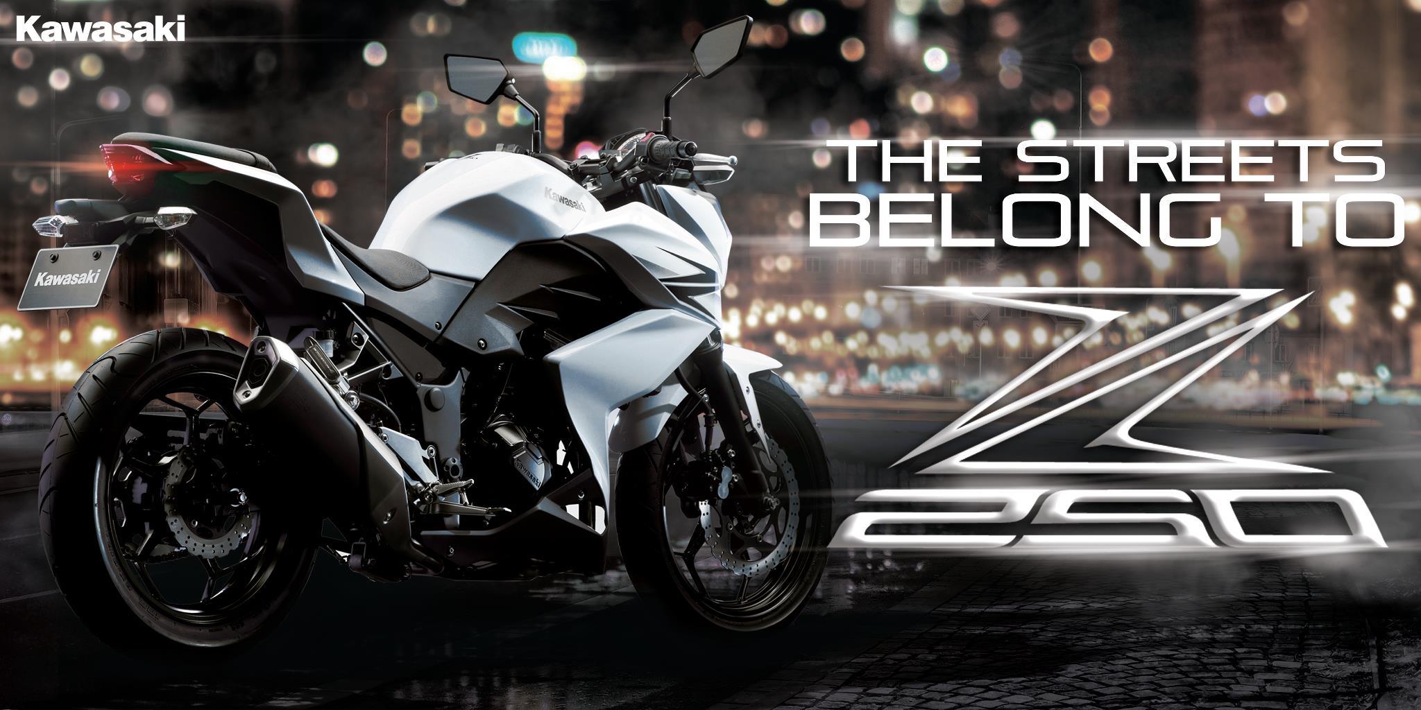 Kawasaki Z250 Now In Malaysia Malaysian Riders