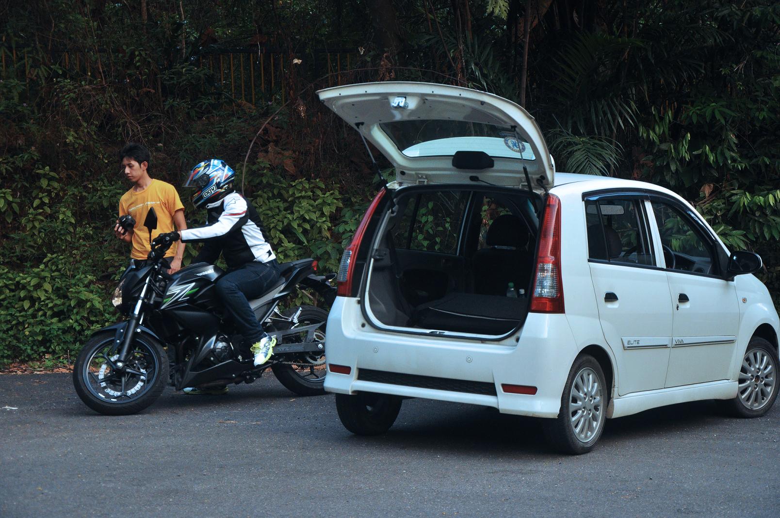 Z250 Malaysian Riders