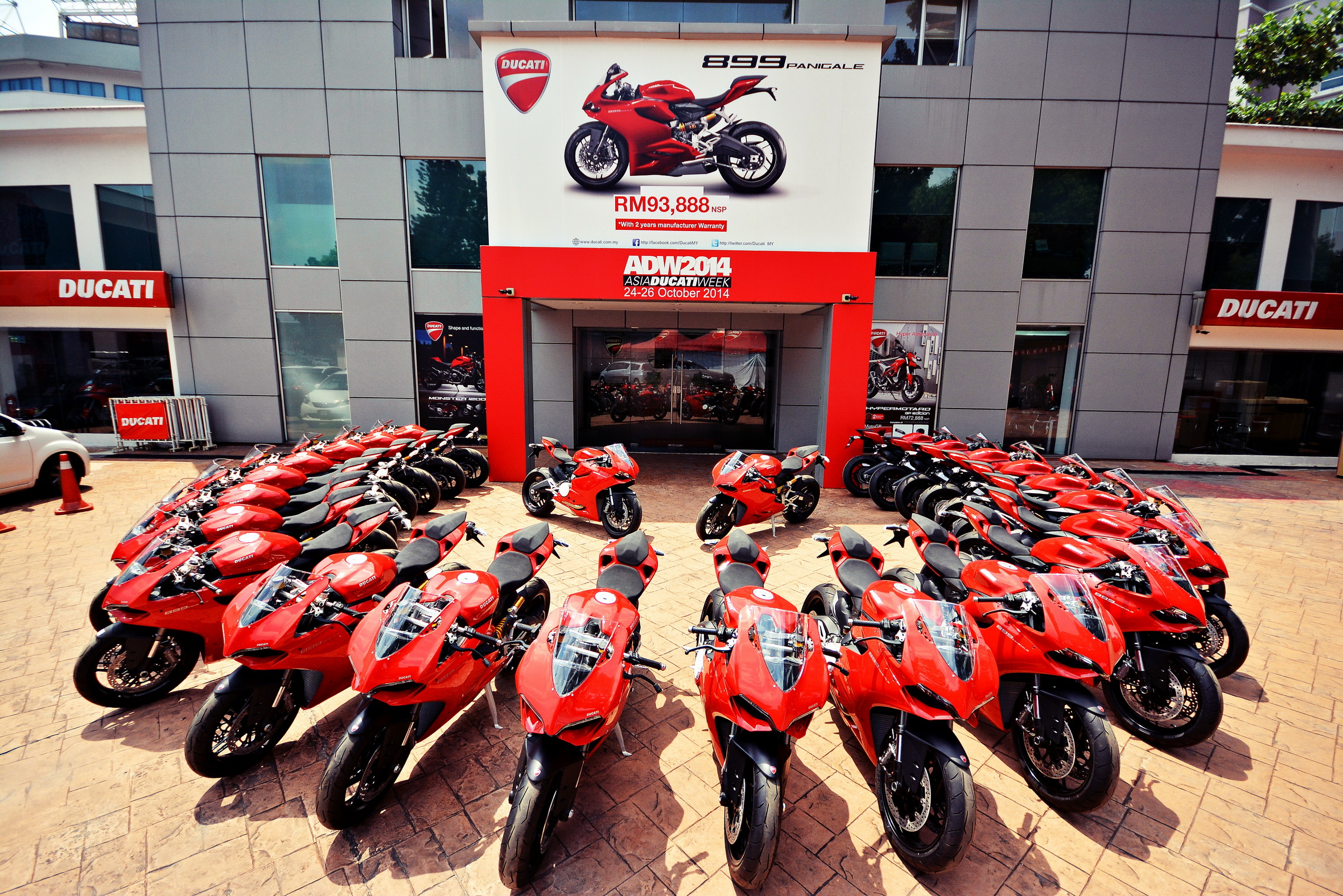 Affordable Superbike? The 899 Panigale – Malaysian Riders