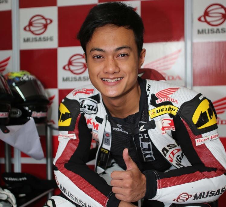 Zaqhwan Zaidi hoping to build on Indonesia momentum at Autopolis