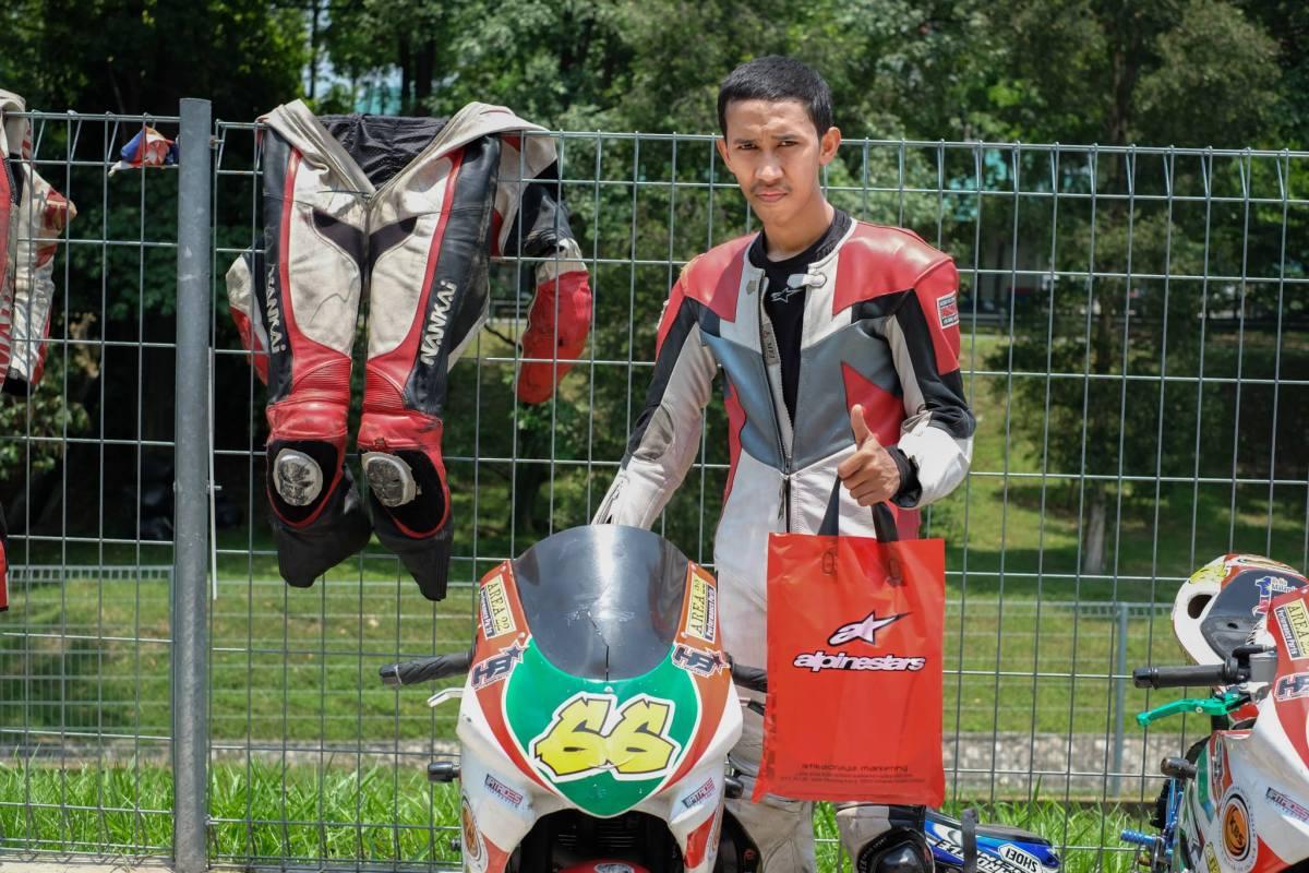 1st place winner, #66 Aizuan