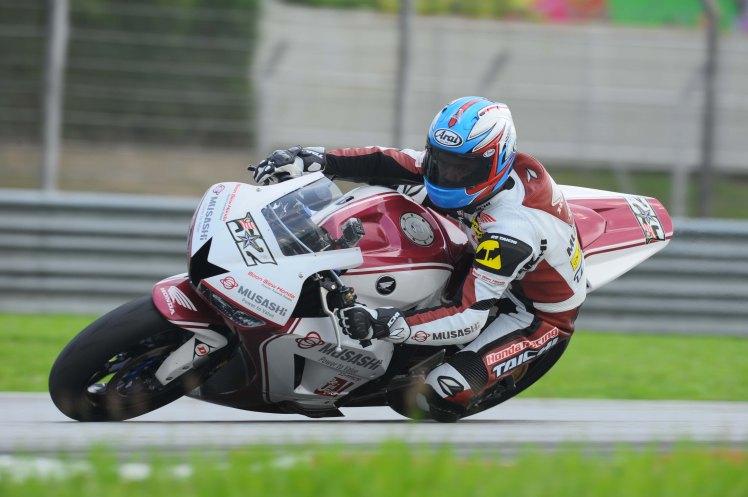 Zamri Baba, Musashi Boon Siew Honda Racing