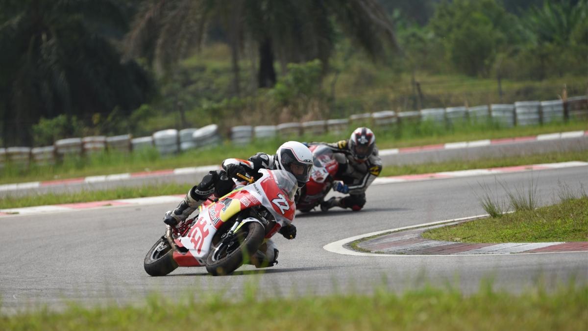 Pitrides Motorsport Duo