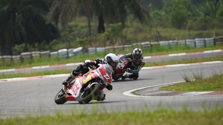 Pitrides Motorsport Duo