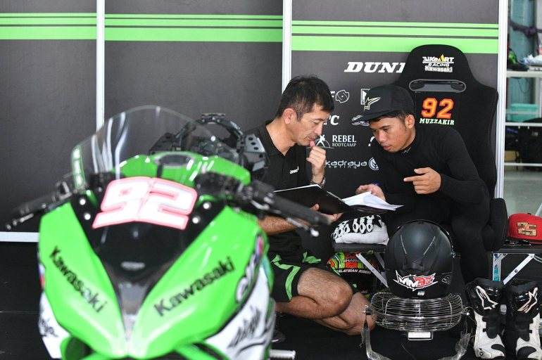 image credited to ARRC official