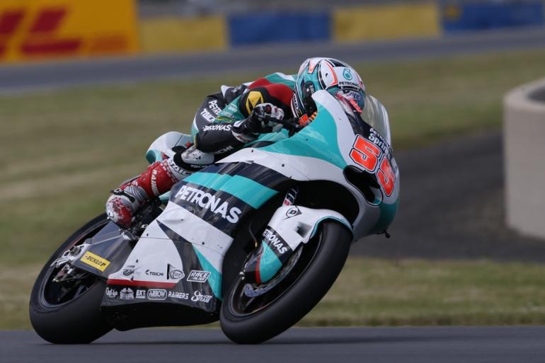 Hafizh Syahrin at the French Grand Prix 4