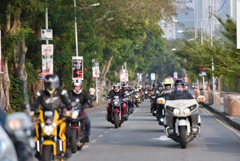 Reference photo 2016 event_Riding to Kula Lumpur