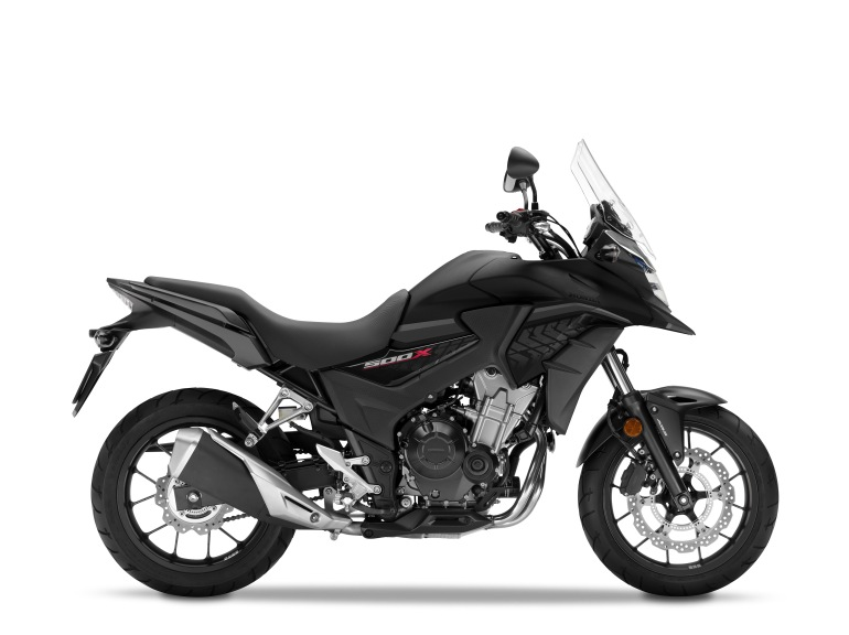 CBR500X_Mat Gunpowder Black Metallic