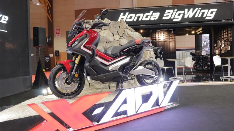 Honda Big Wing 5