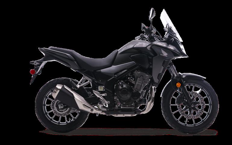 Honda-2019-CB500X-back