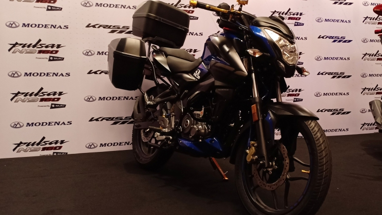 Modenas Launch4
