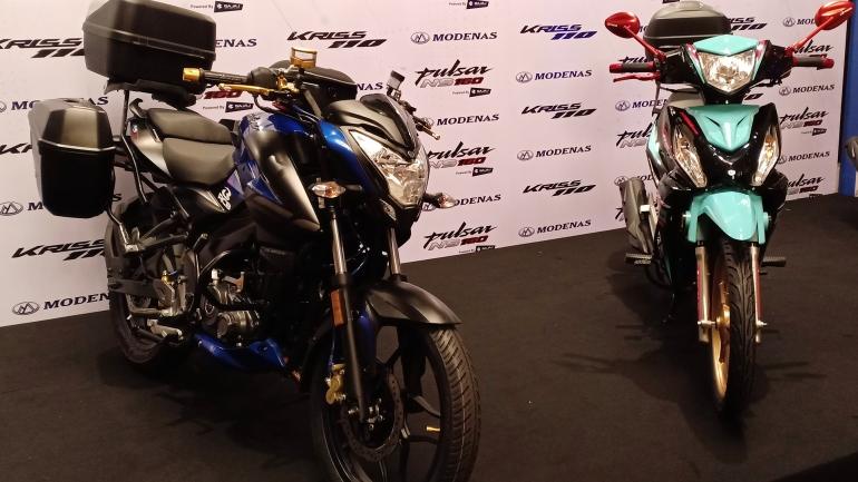Modenas Launch5
